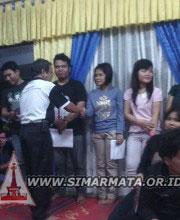 Forgemsi Wilayah Pekanbaru memilih Dennis Daniel Simarmata sebagai Ketua