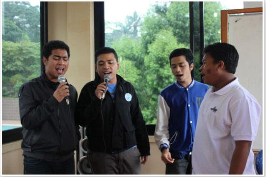 Bona Taon 2014 Punguan Simataraja Raja Simarmata Sektor Serpong