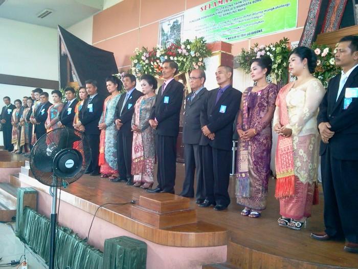 Pesta Partangiangan Bona Taon Pungsimarbona Se-Bandung Raya 2013