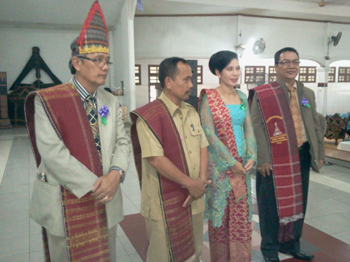 Pesta Partangiangan Bona Taon 2013 Punguan Simataraja Raja Simarmata Kota Medan