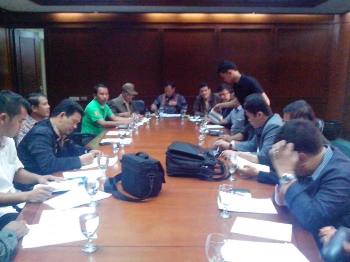 Rapat DPP dan Panitai Natal Pungsimarbona Sedunia 2013
