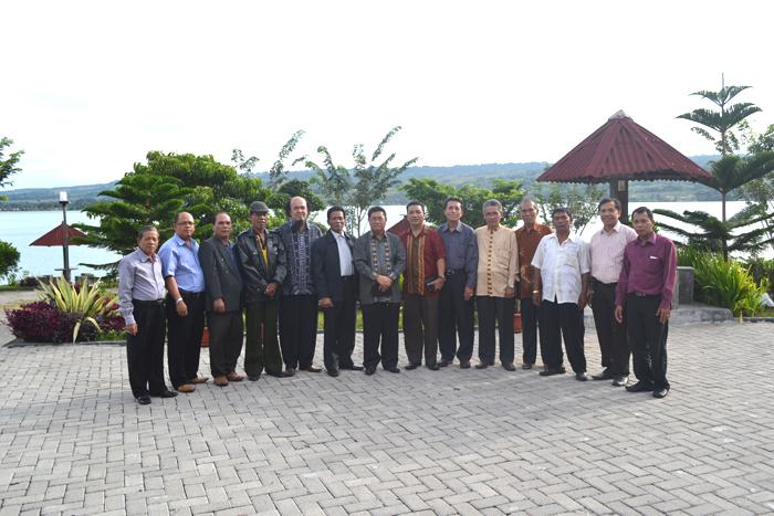 Susunan Kepengurusan Punguan Simataraja Raja Simarmata Kota Medan Sekitarnya Periode 2012-2015