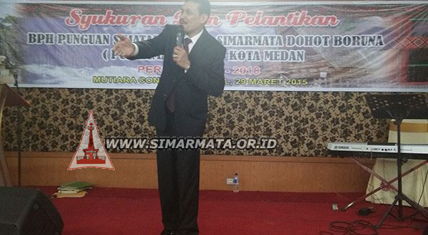 Kolonel Nasib Simarmata: Prioritaskan Hubungan Komunikasi Organisasi dan Database Simarmata