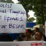Diduga Korupsi Alkes Samosir, Aktivis Minta Zulkifli Siregar Ditangkap