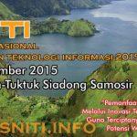 Forum IHAN Batak Gelar Seminar Nasional Inovasi & Teknologi Informasi