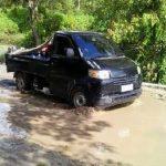 Kondisi Jalan di Samosir Sangat Buruk, Warga Mengeluh