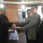 Panitia Mubes ke-V Tahun 2016 dilantik oleh Ketua Umum Simataraja