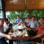 Rapat Perdana Pantia Mubes di Medan