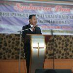 Ketua Umum Pungsimarbona Sedunia, Gempar Simarmata