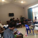 Rapat Natal Pungsimarbona Kota Medan