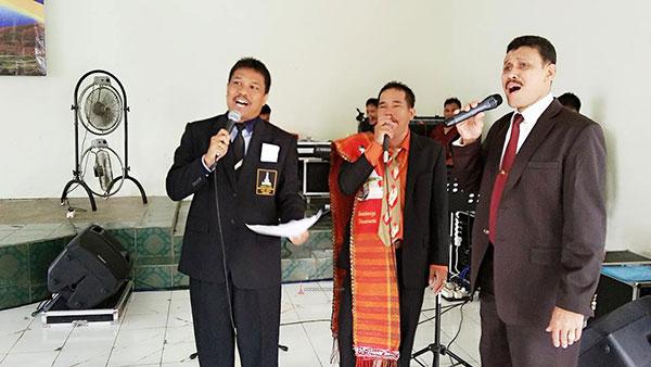 Punguan Simataraja Sekota Bogor Adakan Paskah Bersama dan Pelantikan Pengurus 2016-2019