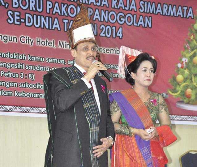 Punguan Simataraja DKI Jakarta, Calonkan Nasib Simarmata Jadi Ketua Umum