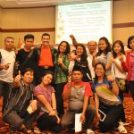 Kebersamaan Generasi Muda Simataraja dengan Ketua Umum Punguan Simataraja Terpilih