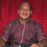 Martua Simarmata AMd calon pangulu incumbent