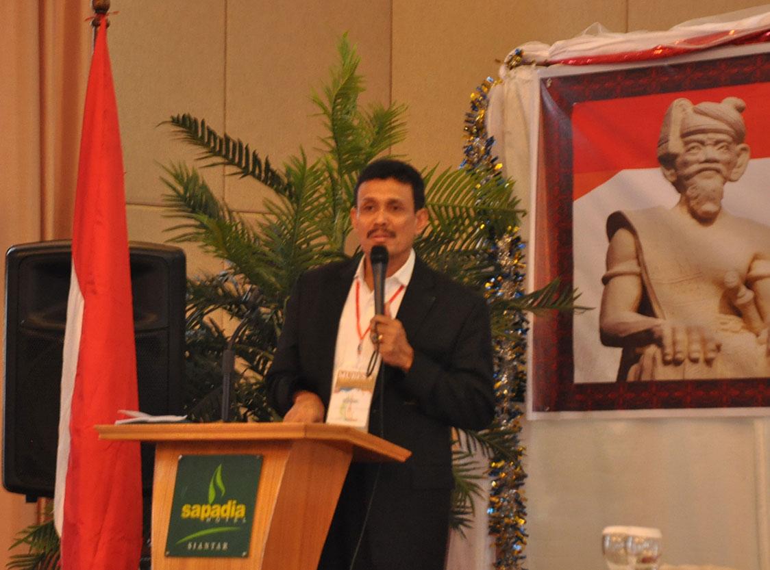 Pidato Pertama Nasib Simarmata Usai Dipilih Jadi Ketua Umum Punguan Simataraja