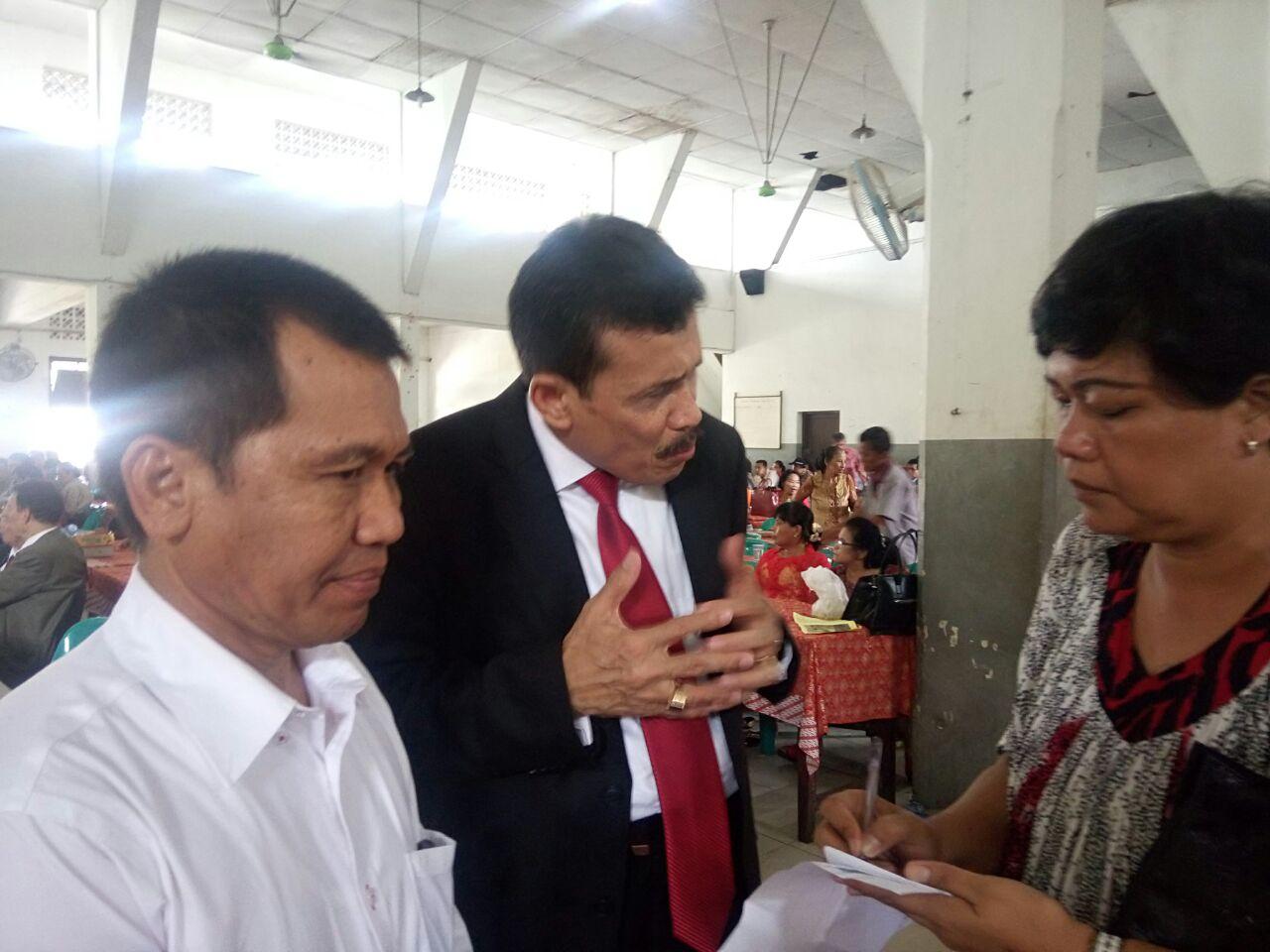 Mubes ke V Punguan Simataraja Hasilkan Deklarasi Siantar