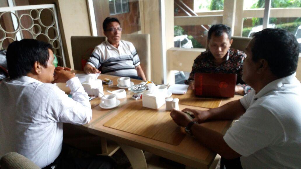 Jelang Rapot Bolon, Panitia Finalisasi Agenda dan Tata Tertib di Pematangsiantar