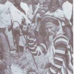 Foto Tuan Silumbak Tuan Sorbaradja Saragih Simarmata dari Kerajaan Purba
