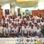 Foto Bersama Naposo Se Jabodetabek dengan Ketua Simarmata DKI dan Tangerang