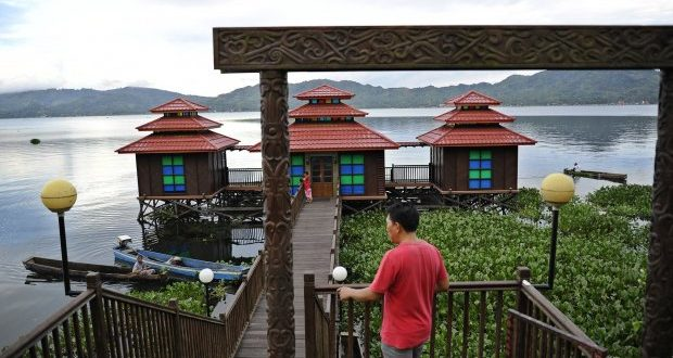 Dongkrak Wisatawan, Proyek Infrastruktur Danau Toba Dikebut