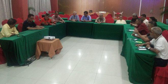 Jelang Rakernas I, DPP Punguan Simataraja Gelar Rapat Di Batam