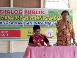 Wabup Samosir: Samosir Tidak Bisa Jadi Kabupaten Pariwisata Jika Petani Tidak Sejahtera
