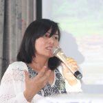 Delima Silalahi staf Kelompok Study Pengembangan Prakarsa Masyarakat (KSPPM)