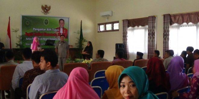Jarihat Simarmata Di Pindah Tugaskan Ke Pengadilan Negeri Kota Palopo