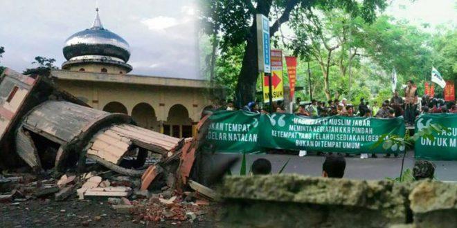 Peace For Bandung, Pray For Aceh dan Damailah Negeriku