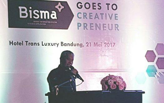 Dr. Mesdin Kornelis Simarmata: Bekraf Luncurkan Aplikasi Unggulan BISMA