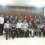 Foto Bersama Usai Rapat Pengurus