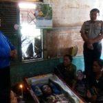 Saat ini Jenazah korban disemayamkan di rumah duka untuk dilakukan prosesi pemakaman secara adat di Dusun Bangun Bolak, Nagori Simantin Pane.