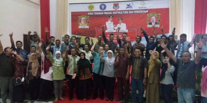 Kabupaten Banggai Jadi Lumpung Padi Kedua di Sulawesi Tengah: Prof. Tualar Simarmata Sampaikan Pengenalan Teknologi IPAT-BO