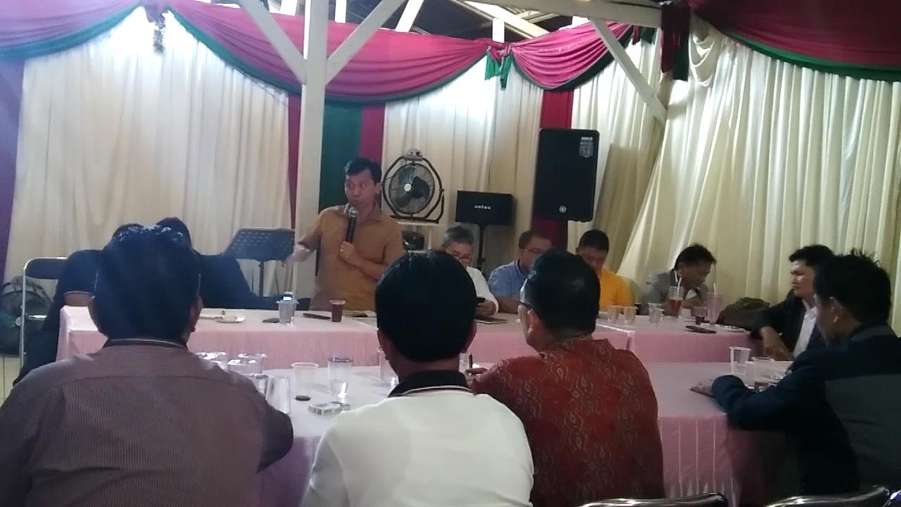 Sekum DPP, Razat Simarmata Minta Agar Mars Simataraja Dinyanyikan Disetiap Kegiatan Simarmata