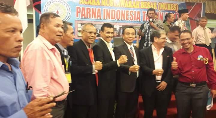 Nasib Simarmata: Selamat Atas Terpilihnya Letjen (Purn). Cornel Simbolon Ketua PARNA Indonesia