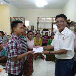 Ketua DPW Tumpal Simarmata
