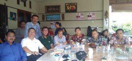 Dipastikan Lolos Ke Senayan, Pdt WTP Simarmata Menerima Ucapan Selamat dari Pimpinan Gereja Anggota PGI