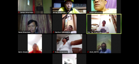 Secara Daring: Rapat Terbatas DPP Simataraja Membahas Persiapan Mubes 2021